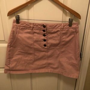 Large Pink Mini Skirt from Forever 21